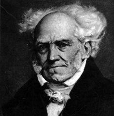 Arthur Schopenhauer, German philosopher