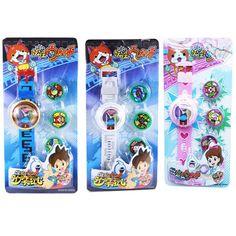Anime DX Yokai Watch Yo-kai Youkai Bandai Japan with 2 medals Collection