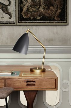 Spectacular Gr shoppa table lamp Gubi