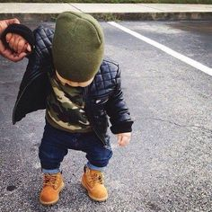 Timberlands Baby