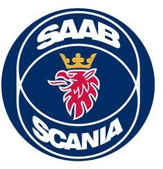 Rare Saab / Scania logo