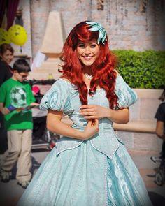 She is my FAVORITE Ariel!!! :D