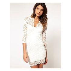 If this were a wedding dress, it'd be my dream wedding dress :)