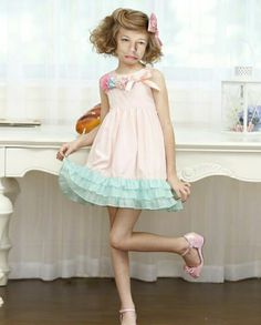 Pure innocent beauty by Lovyne Tween Fashion, Womens Fashion, Kids Outfits, Cute Outfits, Ballet, Boys Wear, Stylish Dresses, Pretty Boys, Pretty Dresses