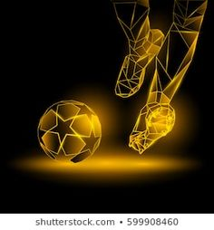 Soccer player hits the ball. Soccer Pro, Soccer Cleats, Soccer Ball, Girls Soccer, Football Tattoo, Nike Football, Soccer Boots For Sale, Champions League, Soccer Positions