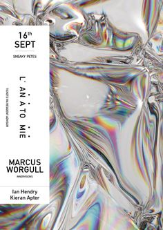 RA: L'anatomie with Marcus Worgull (Innervisions) at Sneaky Pete's, Edinburgh (2016)