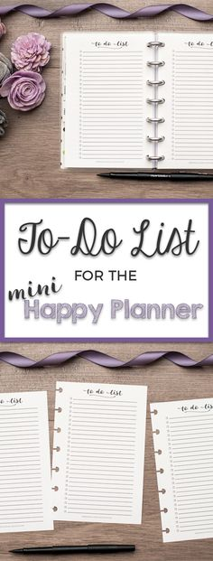 Make your planner even more useful with these insert pages! These inserts are printed on premium 32# paper ensuring that they will be a great backdrop for your favorite pens, stamps and washi!