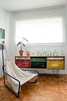 apartamento Maurício Arruda (Foto: Ricardo Labougle)