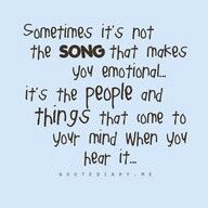 THE Power of music - WHAT meaning you get from the words mixed with the sound, etc, affects your thoughts, feelings, and emotions - in so many ways. Life Quotes Love, Great Quotes, Quotes To Live By, Inspirational Quotes, Awesome Quotes, Motivational, The Words, Quotable Quotes, Funny Quotes