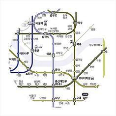 지하철 노선도 리디자인 프로젝트 : 네이버 매거진캐스트
