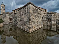 Castillo de la Real Fuerza in Havana - by Scott Loftesness