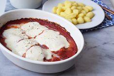 mozzarella kip in tomatensaus - karlijnskitchen.com