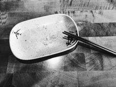 碟子與筷子