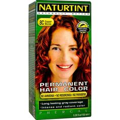 Naturtint, Permanent Hair Color, 8C Copper Blonde, 5.28 fl oz (150 ml) - 2pc >>> Find out more about the great product at the image link.