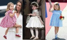 Princess Charlotte of Wales. One of the best-dressed royals of 2017 By Hello Magazine USA.