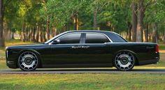 Lincoln Continental remix?! Wishful thinking, I'm afraid