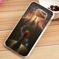 Disney Brave Samsung Galaxy S3, S4, S5, S6, S6 Edge, S7 Case - gogolfnw Disney Phone Cases, Galaxy Phone Cases, Cool Phone Cases, Samsung Galaxy S3, Samsung Cases, Galaxy S7, Iphone Wallet Case, Iphone Cases, S7 Case