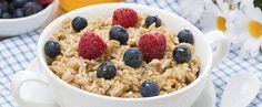Hot Whole-Grain Breakfast Recipes