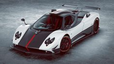 Pagani Zonda Wallpaper Car - http://hdcarwallfx.com/pagani-zonda-wallpaper-car/