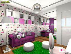 pokój dla dziewczynki - Google Search