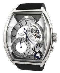 VicenTerra Watch & Co - Monochrome Watches