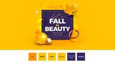 #2018년9월3주차 #일문 #인터파크 Event Banner, Promotional Design, Event Page, Ui Kit, Korea Fashion, Advertising, Design Inspiration, Graphic Design, Fall