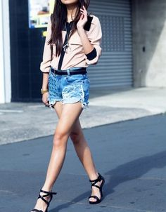 fashforfashion -♛ STYLE INSPIRATIONS♛: shorts