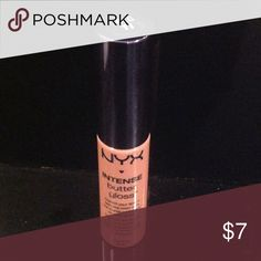 """NYX Intense Butter Gloss Brand new never used.. Color is """"Tres Leches"""" which is best described as a light pretty pink .... Only listed as Mac for exposure... MAC Cosmetics Makeup"""