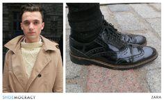 It's all about the right mix Shoemocracy Zara Scouts, All Black Sneakers, Zara, Street, Fashion, Moda, Fashion Styles, Boy Scouts, Boy Scouting