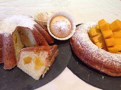 Cake de mango