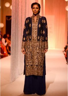 Manish Malhota Winter bridal wear collection