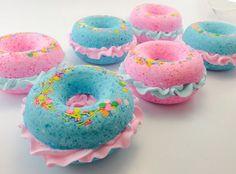 Donut bath bombs!