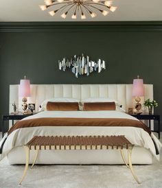 San Francisco Decorator Showcase :: Master Bedroom                                                                                                                                                     More