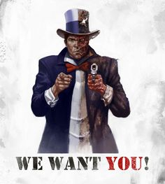 Two-Face: We Want You | Batman: Arkham City