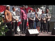 """22.08.2015: Pesta Rakyat - Choir Group OFID - """"Indonesia Pusaka"""" KBRI/PTRI Wina, Gustav Tschermakgasse 5-7, 1180 Wien."""