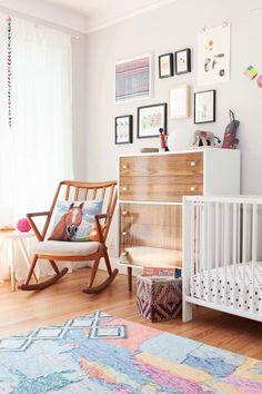 Stylish Baby-Proof Tips from Janette Crawford of Sun + Dotter - Project Nursery - meadoria Baby Bedroom, Baby Room Decor, Kids Bedroom, Teen Bedrooms, Bedroom Sets, Nursery Decor, Bedroom Decor, Bedroom Lighting, Modern Bedroom