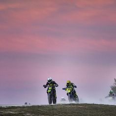 MotoRanchsaturday  Fighting under the Red Sky 11 46 21 Shot by @camilss by valeyellow46