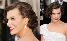 Bridal Hairstyle Inspiration from the 2012 Oscars | Wedding Dress | Bridal hairstyles