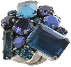Ring To Katherine with Love 2 blau