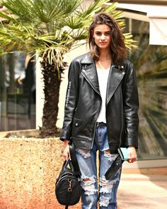 Taylor Hill, Cannes, May 2015