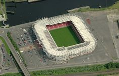 The Riverside Stadium: