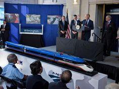 Slideshow : Next generation high speed trains unveiled in US - Next generation…