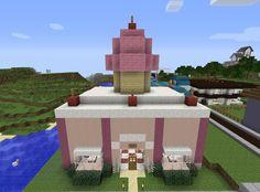 Sweet Stuff Bakery Minecraft Project