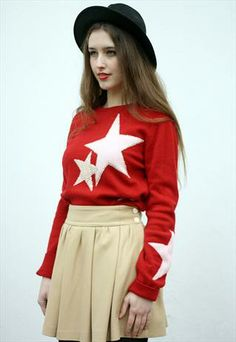 Red Christmas Jumper £30.00