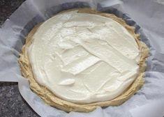 Slivkový koláč s tvarohom - recept postup 4 Ale, Desserts, Food, Tailgate Desserts, Deserts, Ale Beer, Essen, Postres, Meals