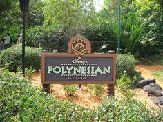 Polynesian sign WDW. Polynesian Resort, Walt Disney Company, Concept Art, Signs, World, Poster, Decor, Conceptual Art, Decoration