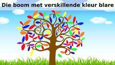 🐢Die boom met verskillende kleur blare - Afrikaanse kinder stories 🐦 #kinderstories Afrikaans, Teaching, Education, Onderwijs, Learning, Tutorials