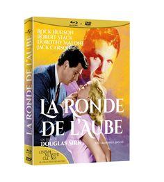 The round from dawn [Blu-ray] [Combo Blu-ray + DVD]: Amazon.fr: Rock Hudson, Robert Stack, Dorothy Malone, Jack Carson, Robert Middleton, Alan Reed, Douglas Sirk: DVD & Blu-ray
