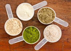 If you're looking for protein powders that taste good on their own, try these! Sometimes you don't want to mix your powder into a smoothie and we totally get that.