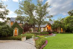 Behold the 10 Most Beautiful Homes in Dallas, including this gem at 4731 Wildwood Road. Just, please, don't covet thy neighbor's house too much.
